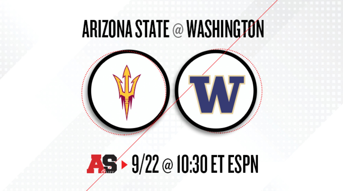 Arizona State Sun Devils vs. Washington Huskies Prediction and Preview
