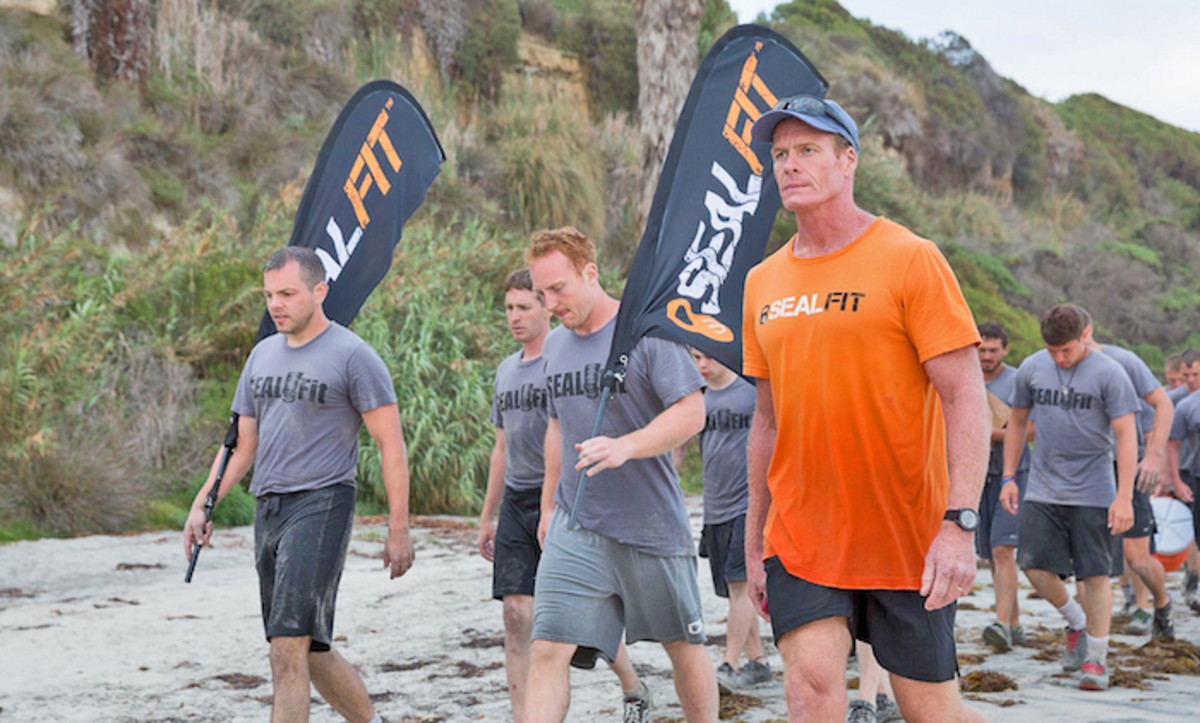 Train Like a Navy SEAL with Sealfit.