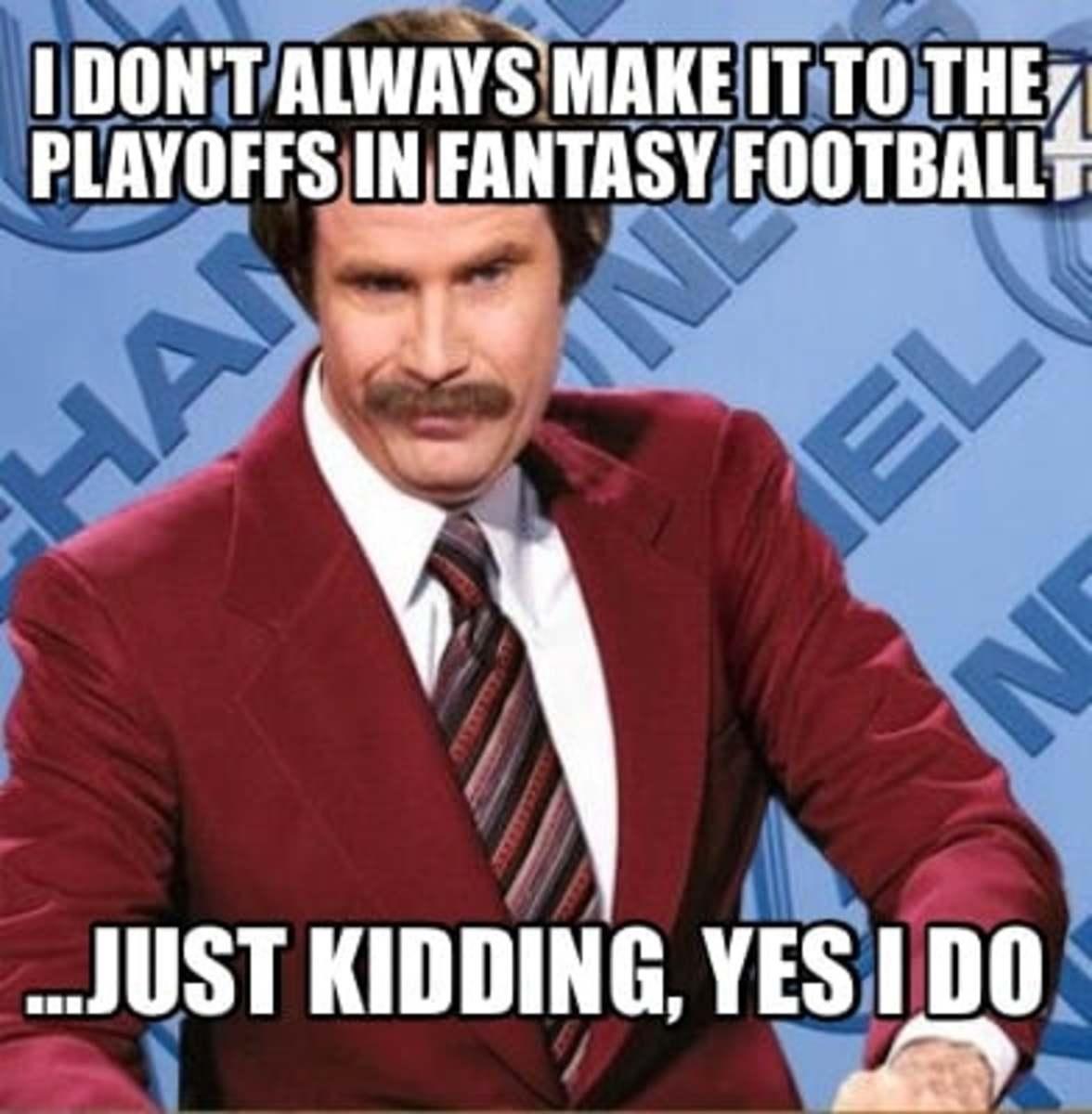 Fantasy Football Trash Talk Memes