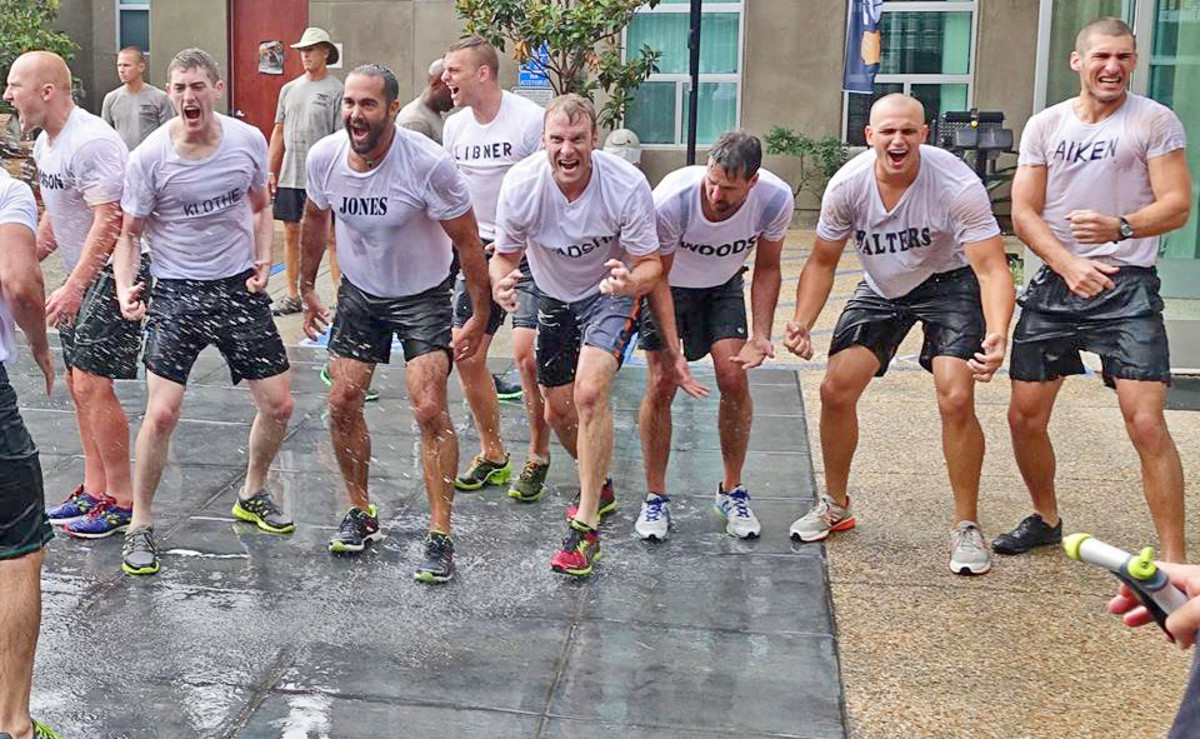 Train Like a Navy SEAL