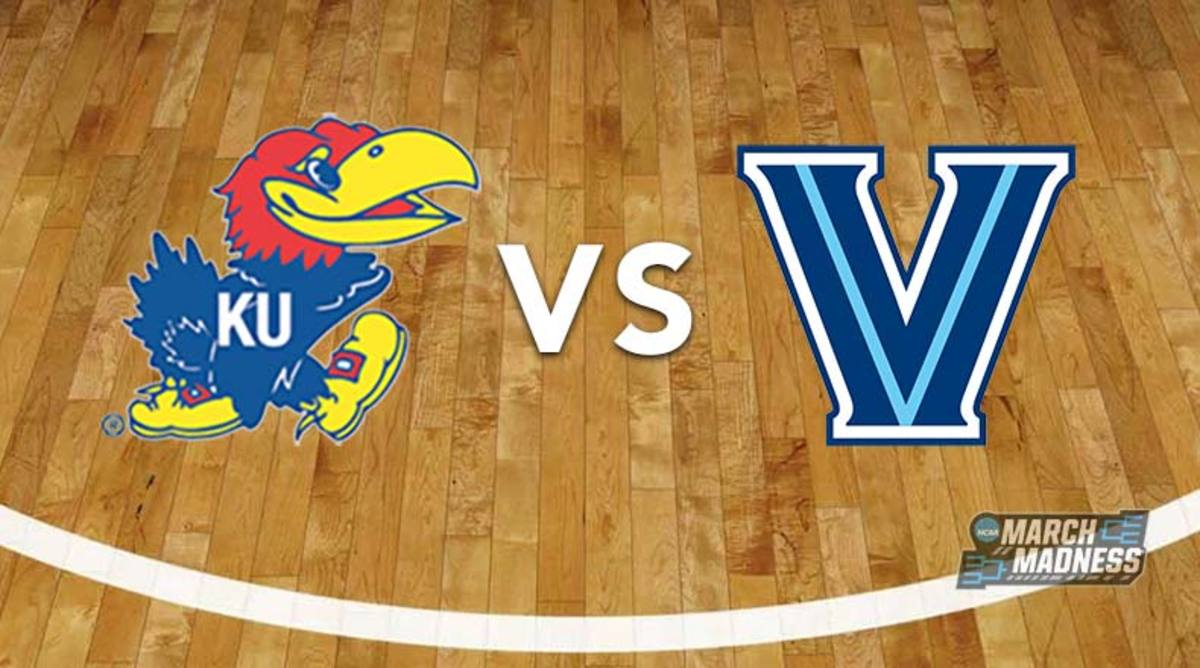 Kansas Jayhawks vs. Villanova Wildcats: NCAA Tournament Final Four Prediction