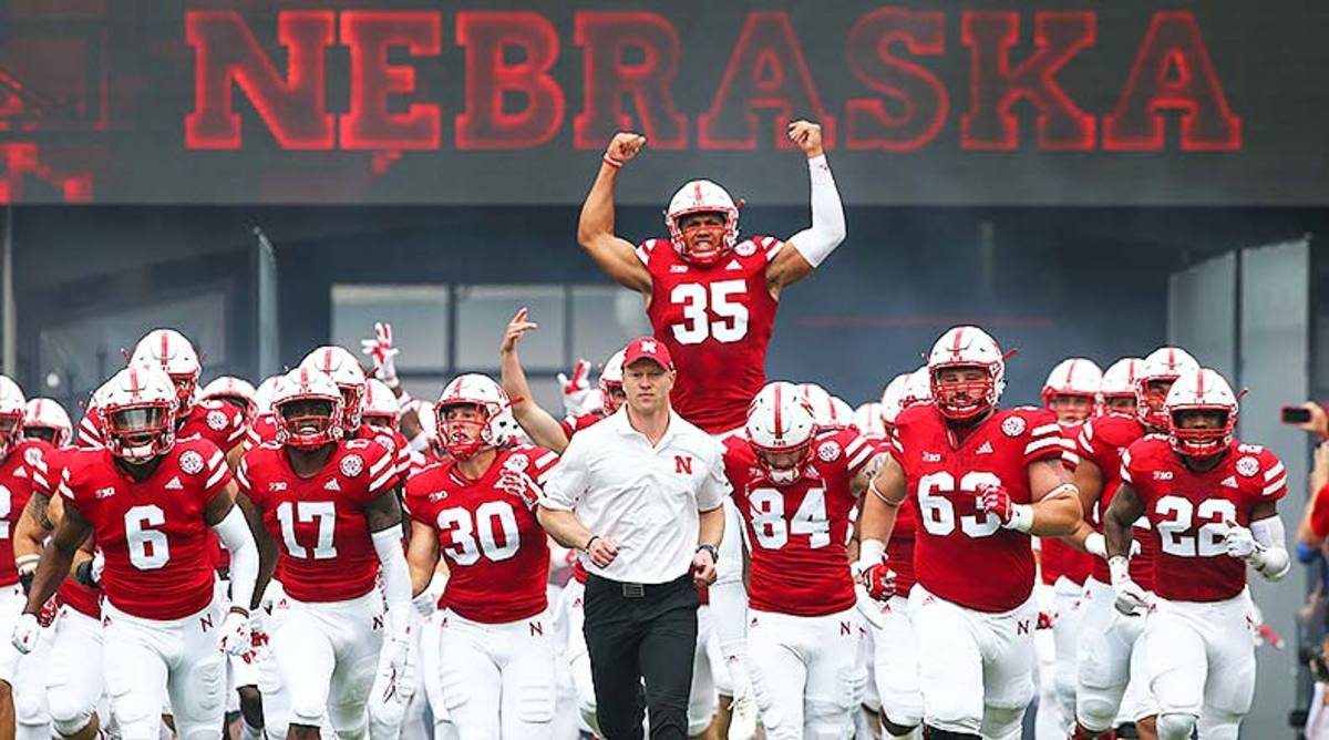 Nebraska Cornhuskers College Football