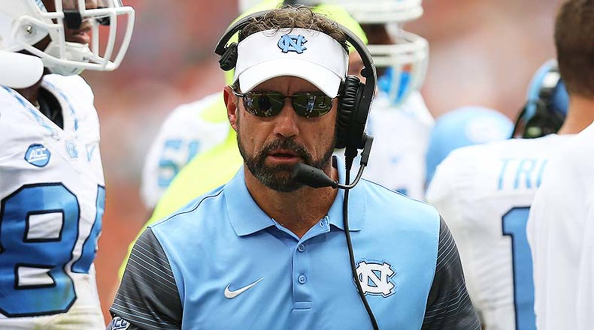 Larry Fedora, North Carolina Football