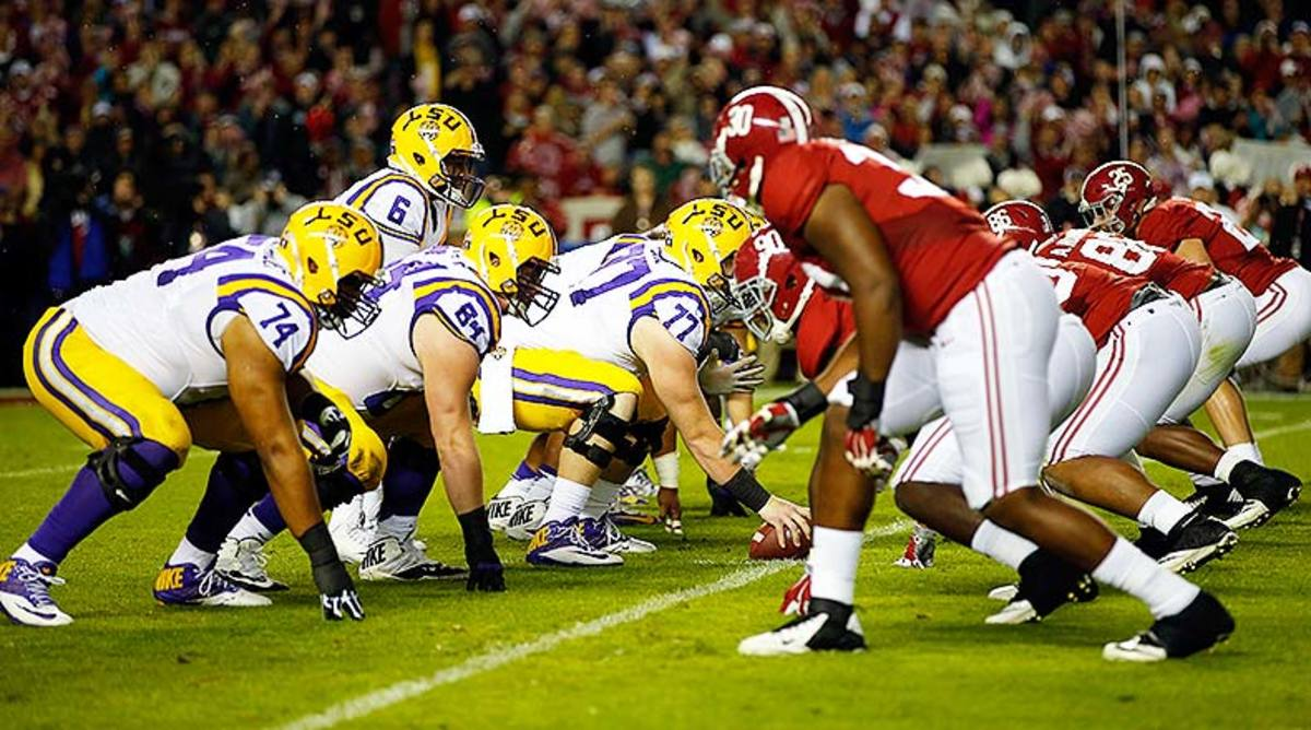 5 Greatest Alabama vs. LSU College Football Games of All Time