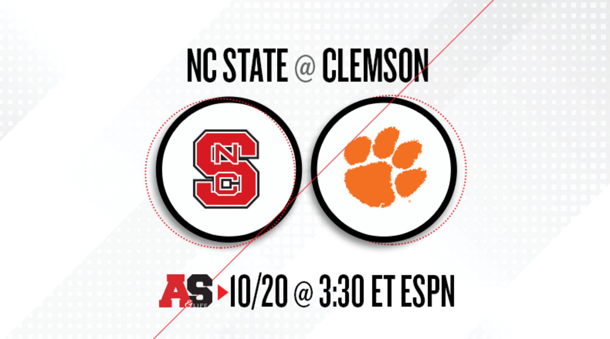 NC State Wolfpack vs. Clemson Tigers Preview and Prediction