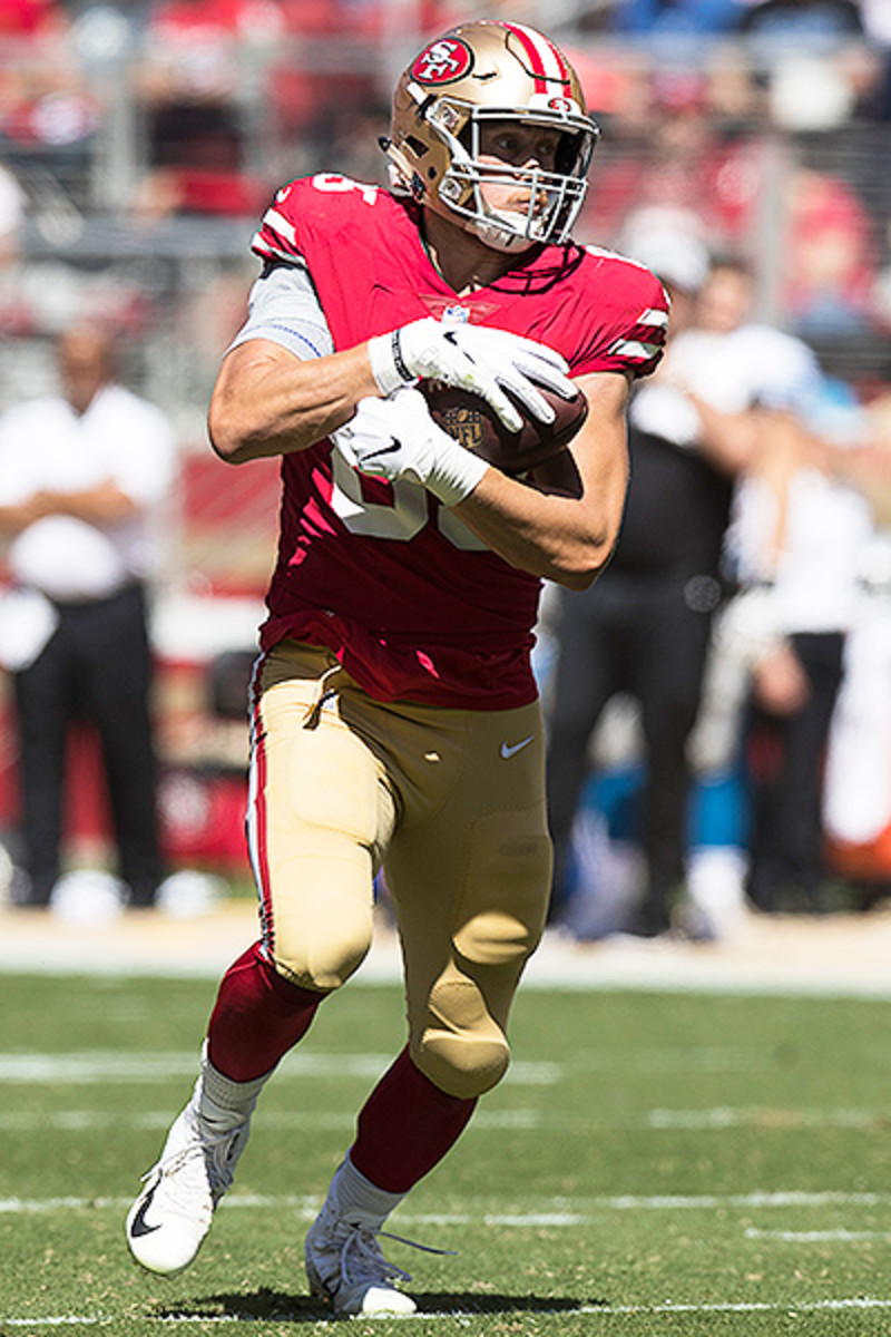 Fantasy Football Tight End Tiers: George Kittle