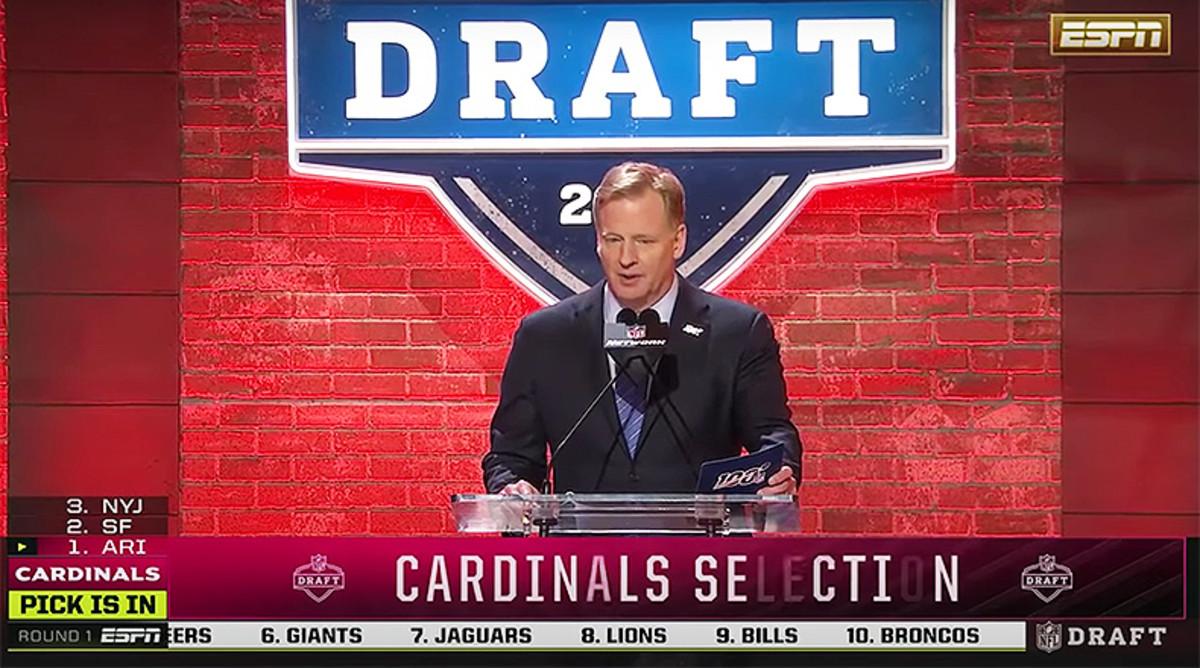 2020 NFL Draft: Free Fantasy and Prediction Games