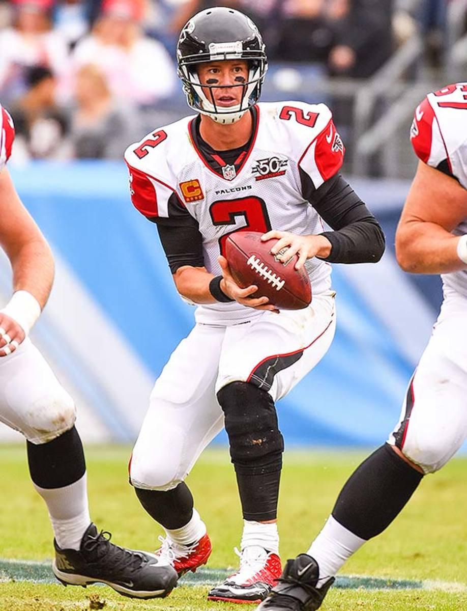 Matt Ryan: Quarterback Rankings Week 7
