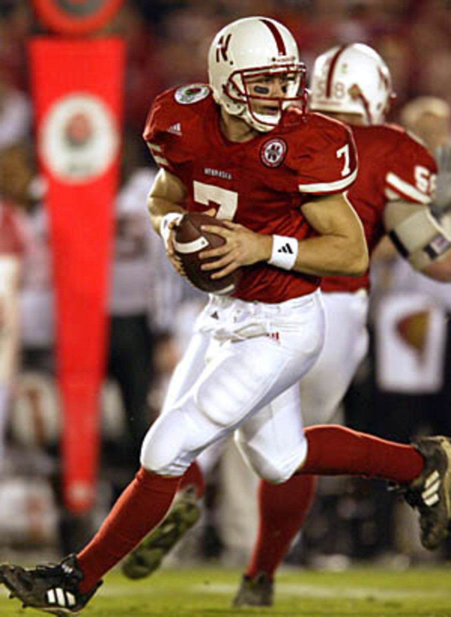 Eric Crouch College Football