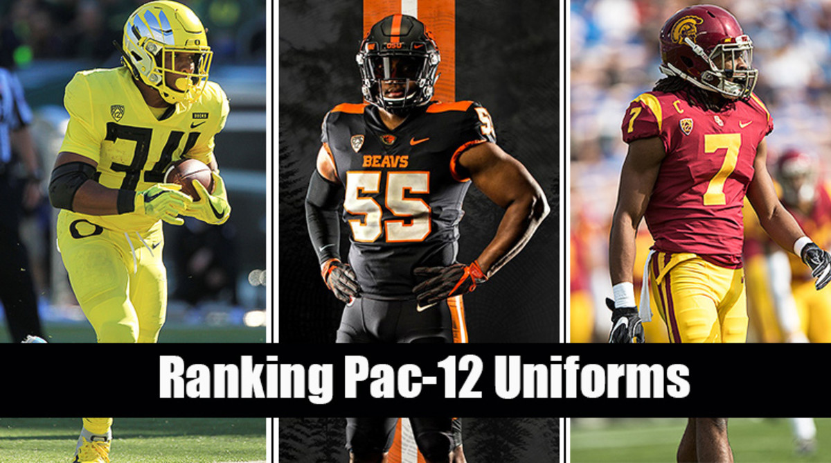 Best and Worst Pac-12 Uniforms