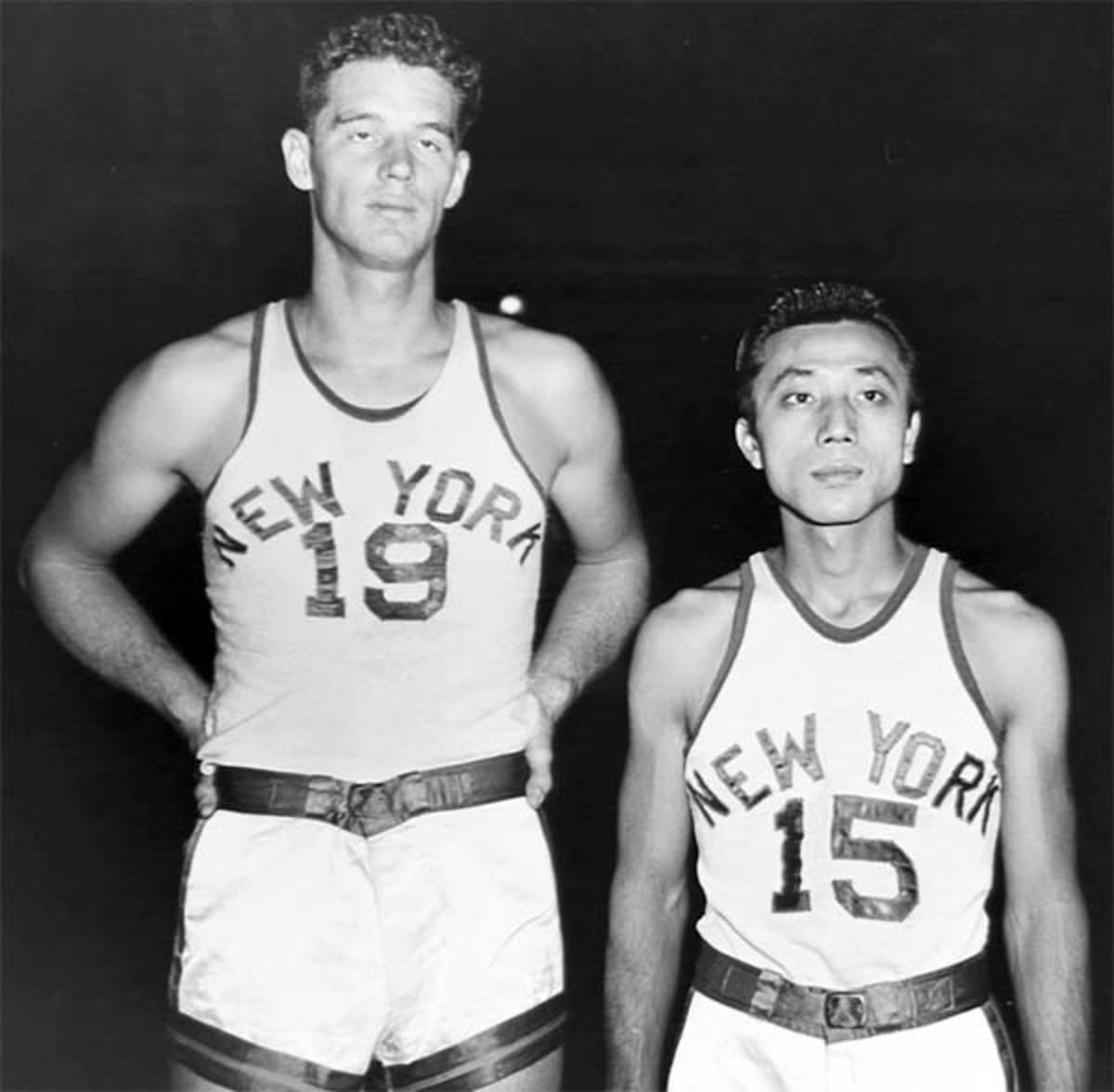 Shortest NBA Players: Wataru Misaka
