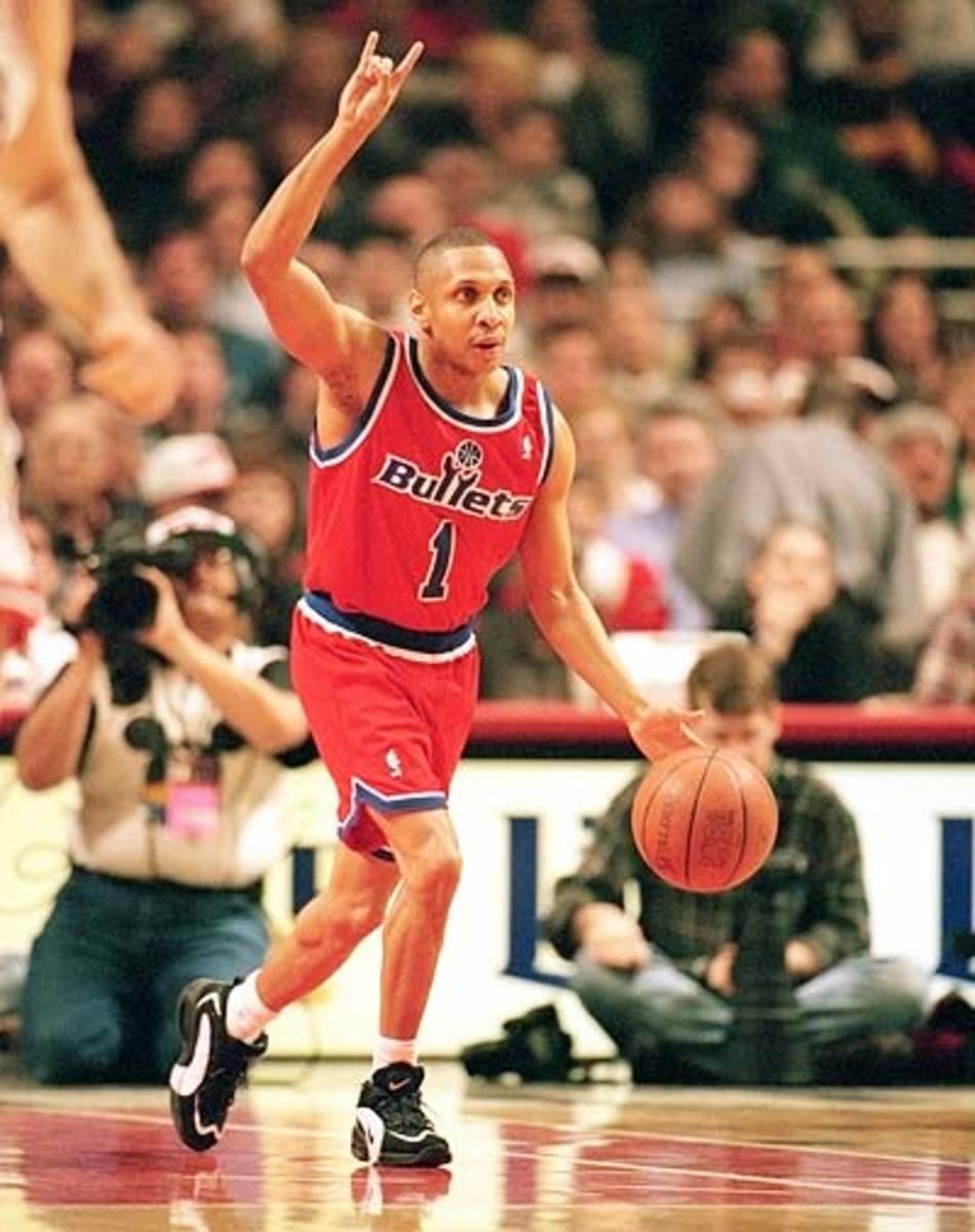 Shortest NBA Players: Greg Grant