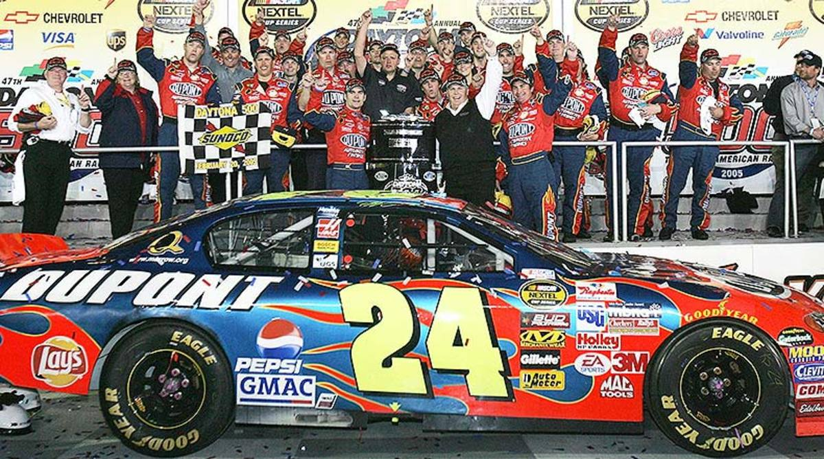 Most Successful Drivers in Daytona 500 History