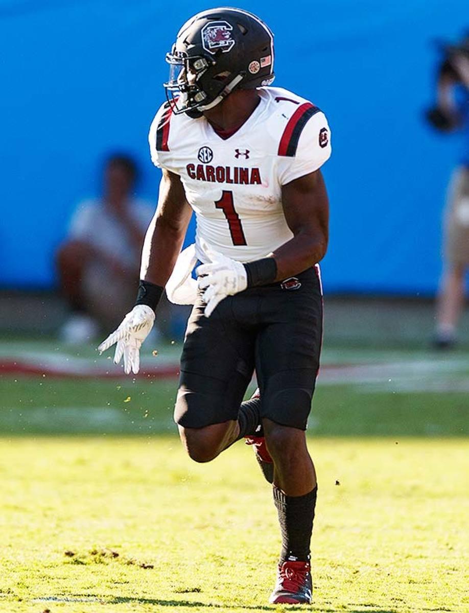 South Carolina Gamecocks WR Deebo Samuel