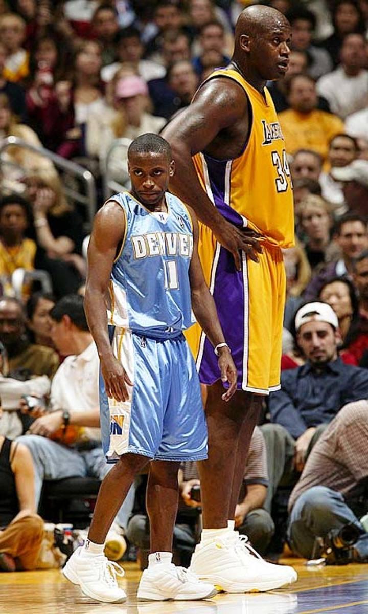 Shortest NBA Players: Earl Boykins