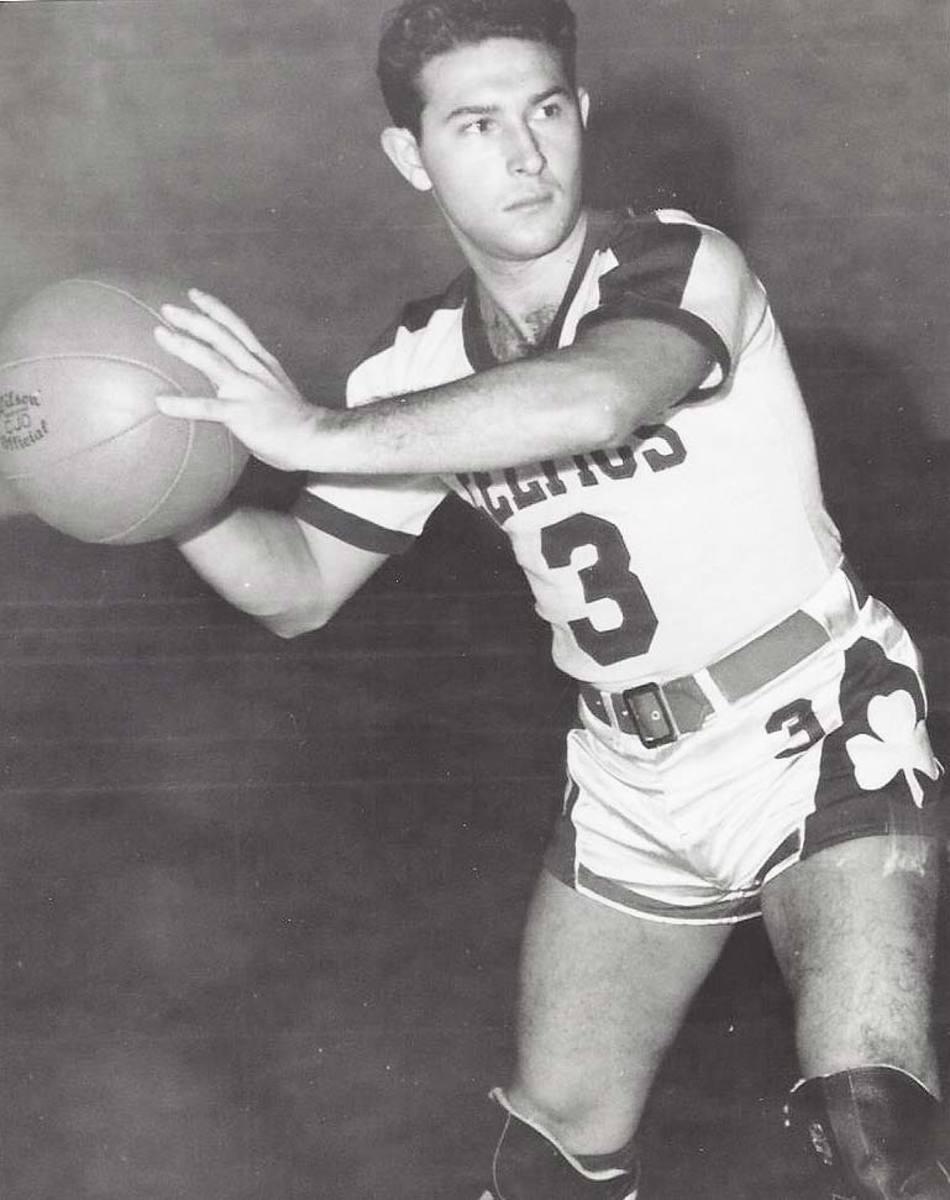 Shortest NBA Players: Mel Hirsch