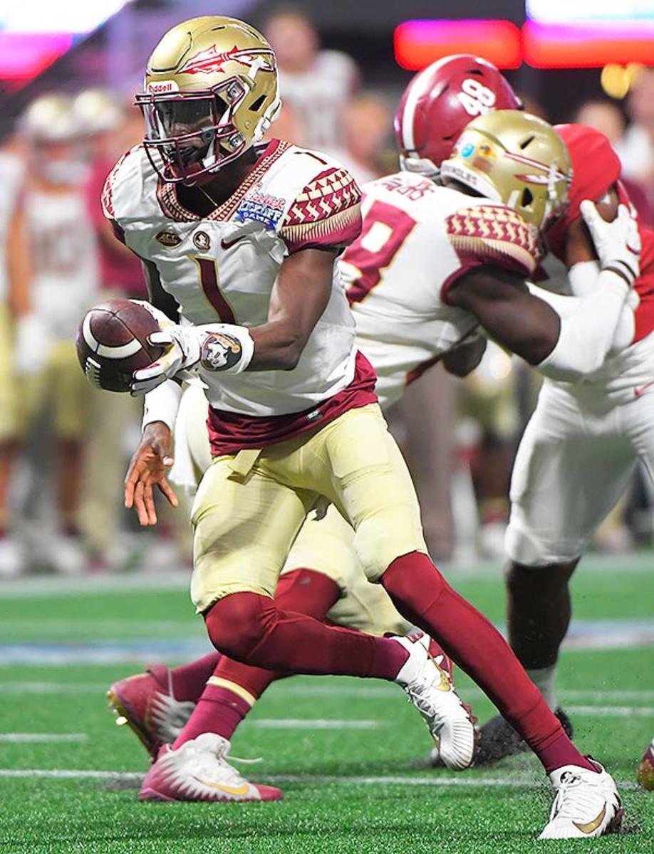 Florida State Seminoles QB James Blackman