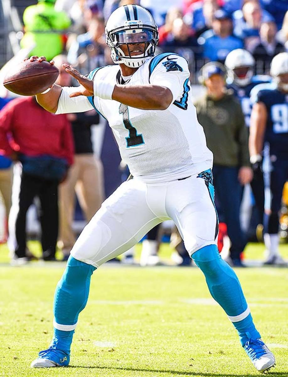 Cam Newton: Quarterback Rankings Week 9