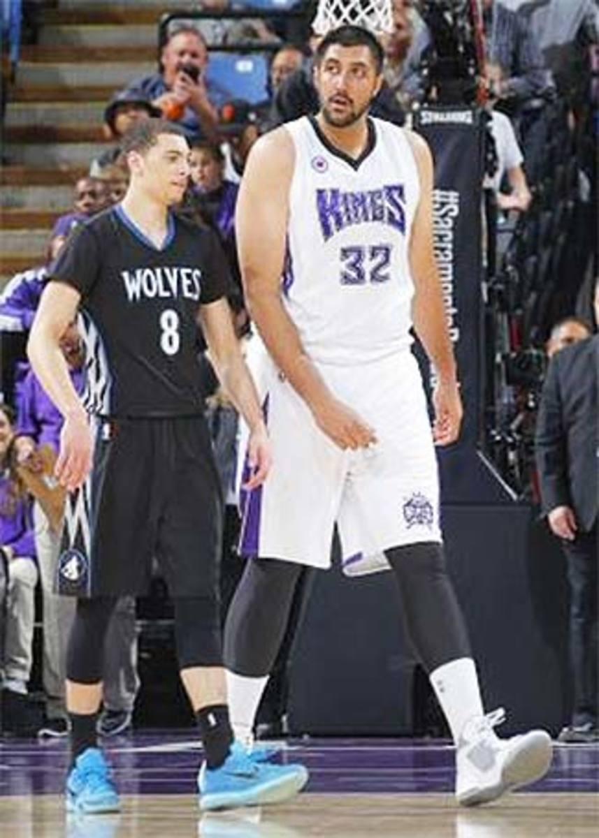 Tallest NBA Players: Sim Bhullar