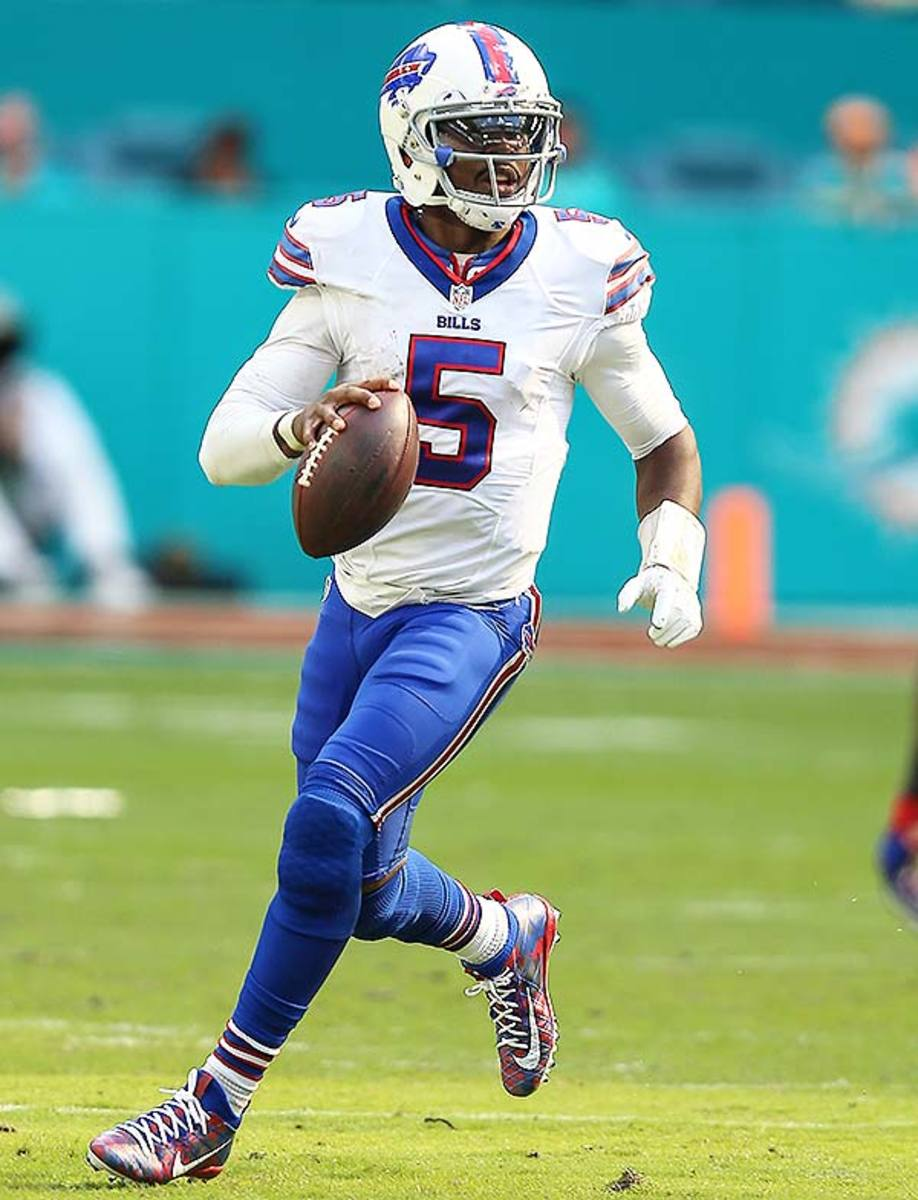 Tyrod Taylor: Waiver Wire Week 12