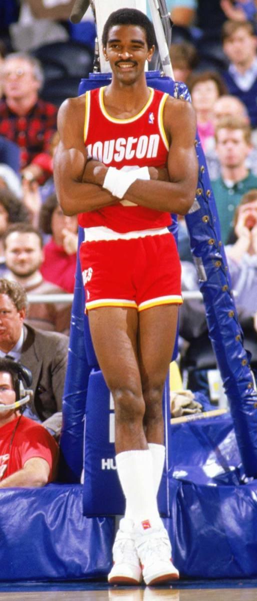 Tallest NBA Players: Ralph Sampson