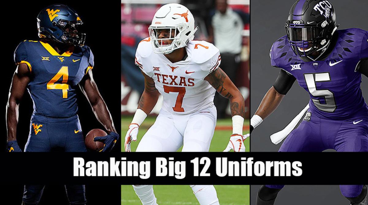 Big 12 Uniform Rankings