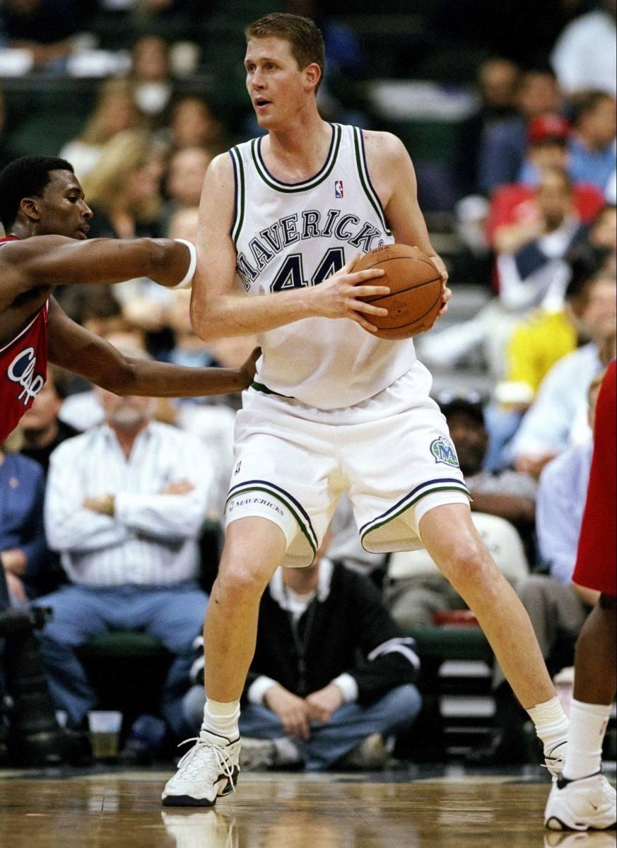 Tallest NBA Players: Shawn Bradley