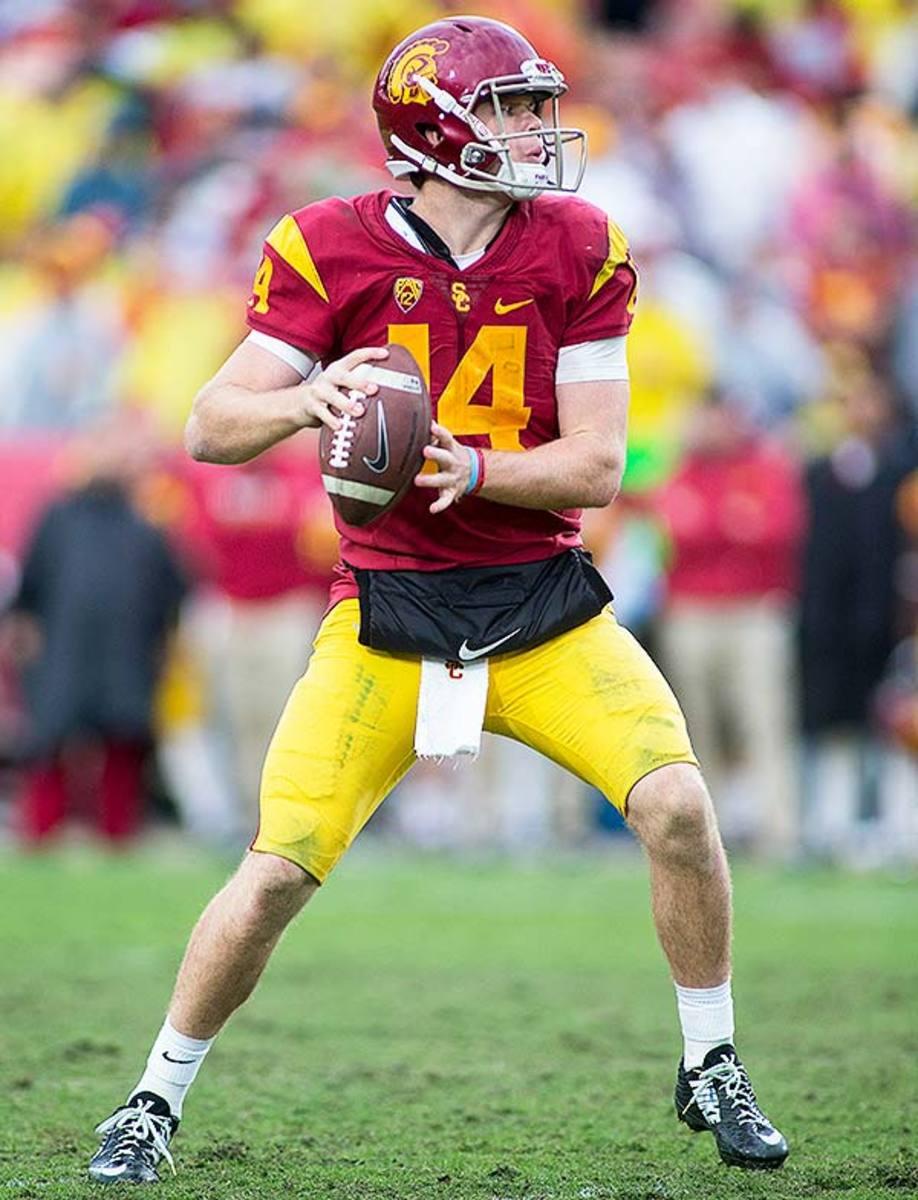 College Football Picks: USC