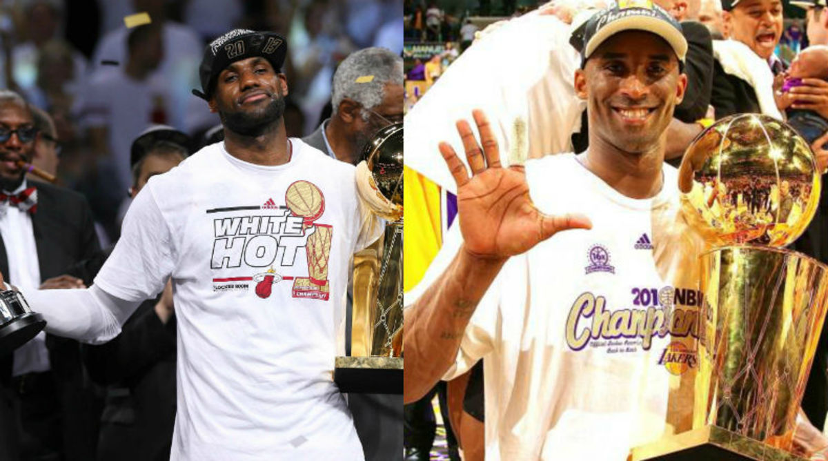 Seven Memorable Moments From the Past Seven NBA Finals