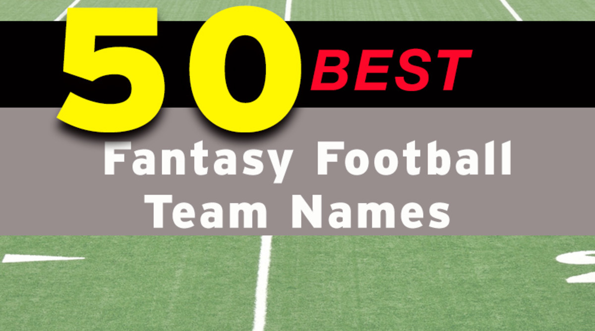 Best Fantasy Football Team Names