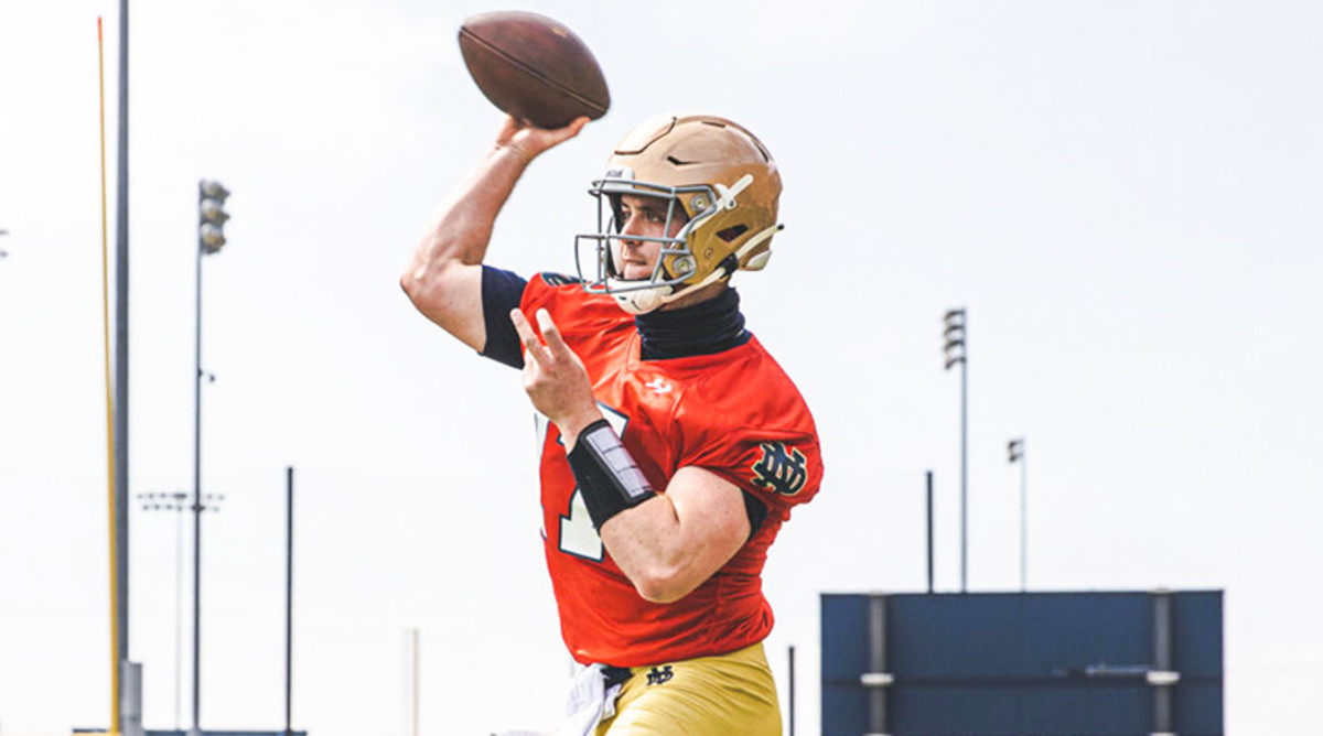 Notre Dame Football: Fighting Irish's 2021 Spring Preview