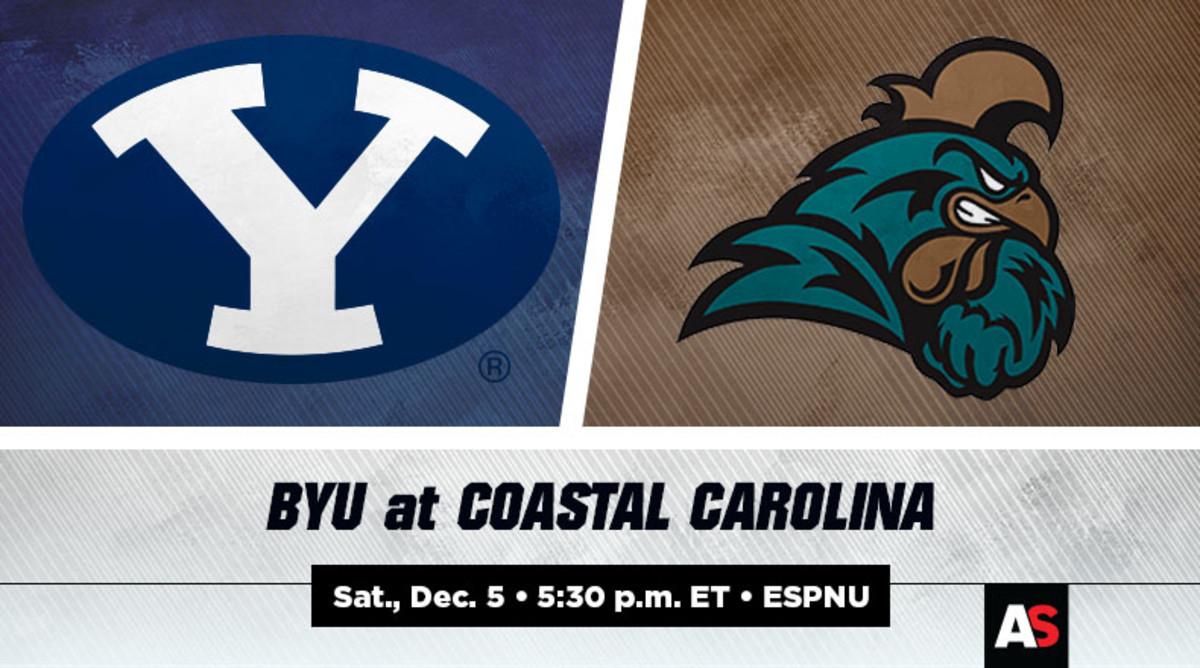 BYU vs. Coastal Carolina (CCU) Football Prediction and Preview