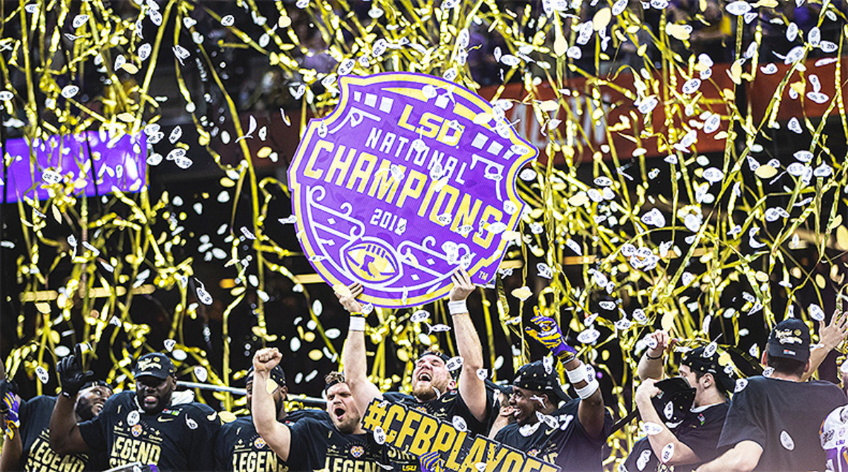 LSU Football: The Blueprint for Building the Perfect Season