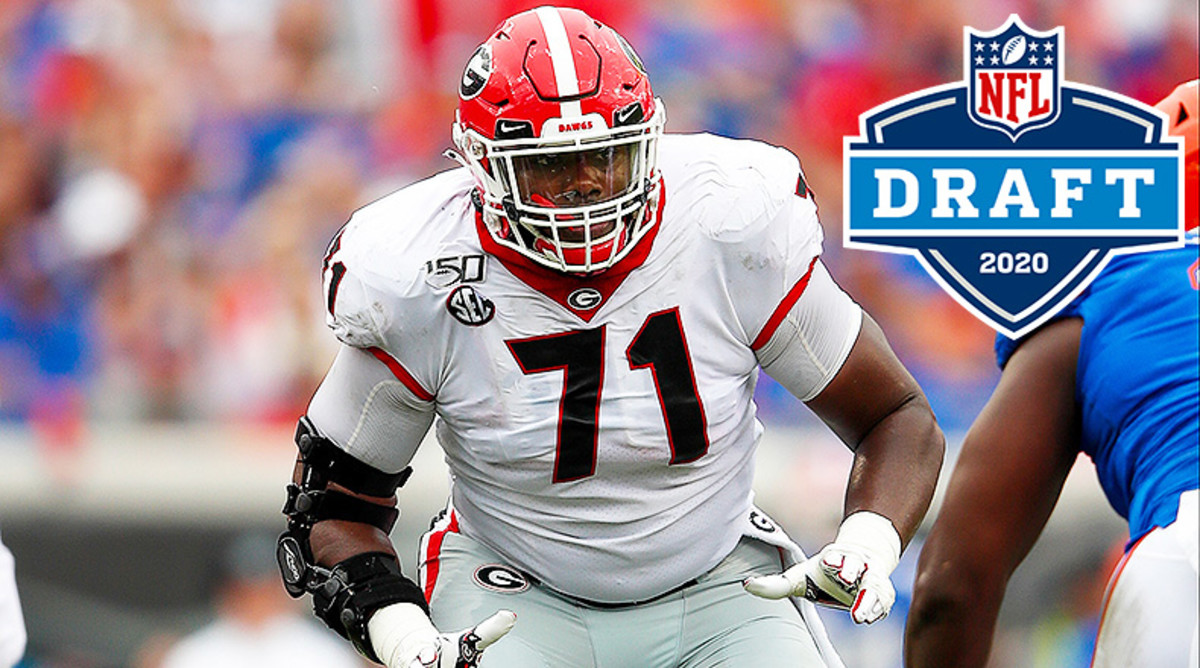 2020 NFL Draft Profile: Andrew Thomas