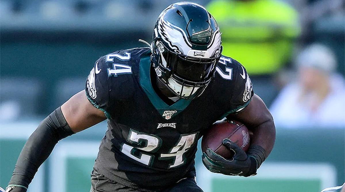 NFL Injury Report: Jordan Howard