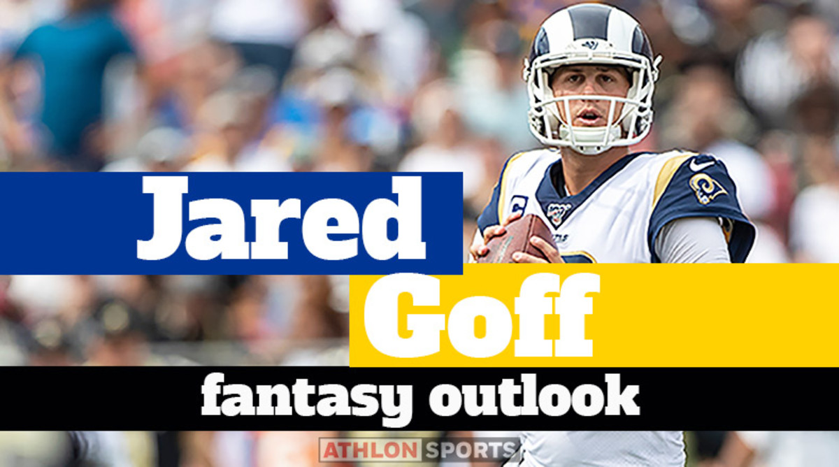 Jared Goff: Fantasy Outlook 2020