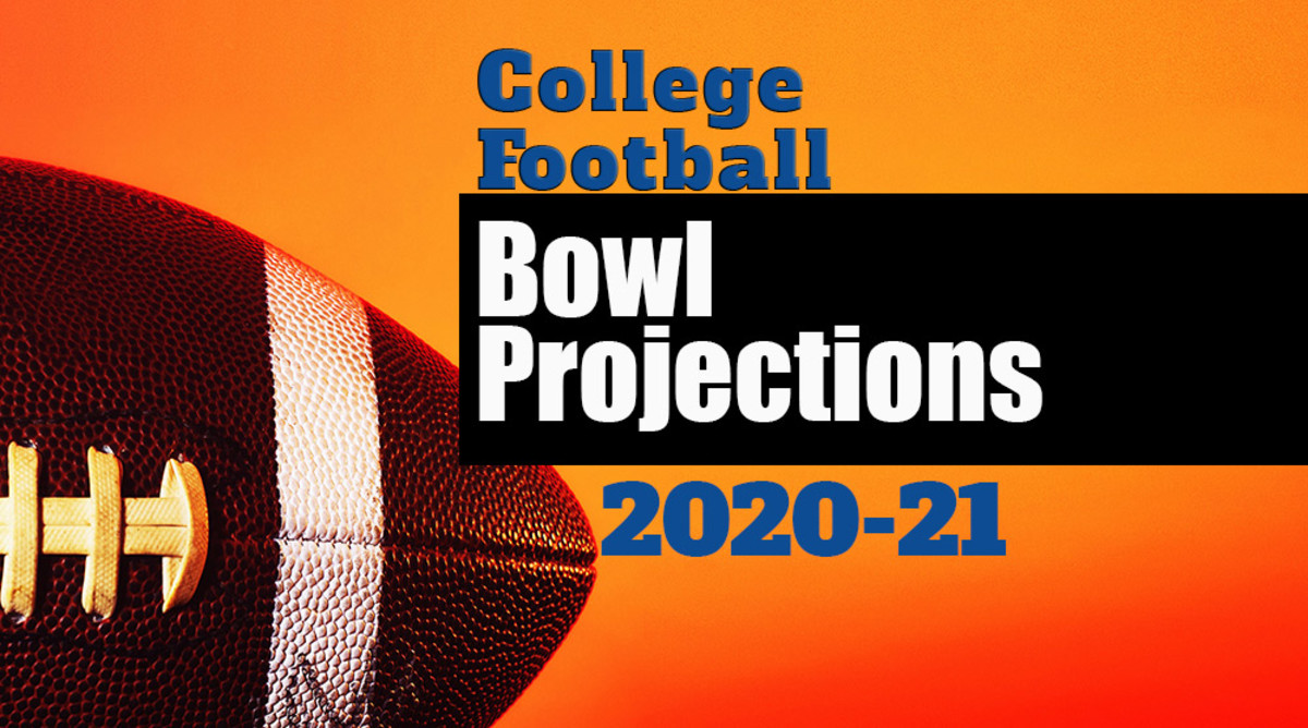 College Football Bowl Projections for 2020-21