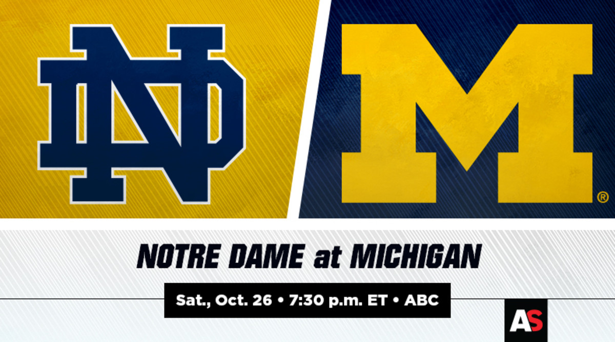 Notre Dame vs. Michigan Prediction and Preview