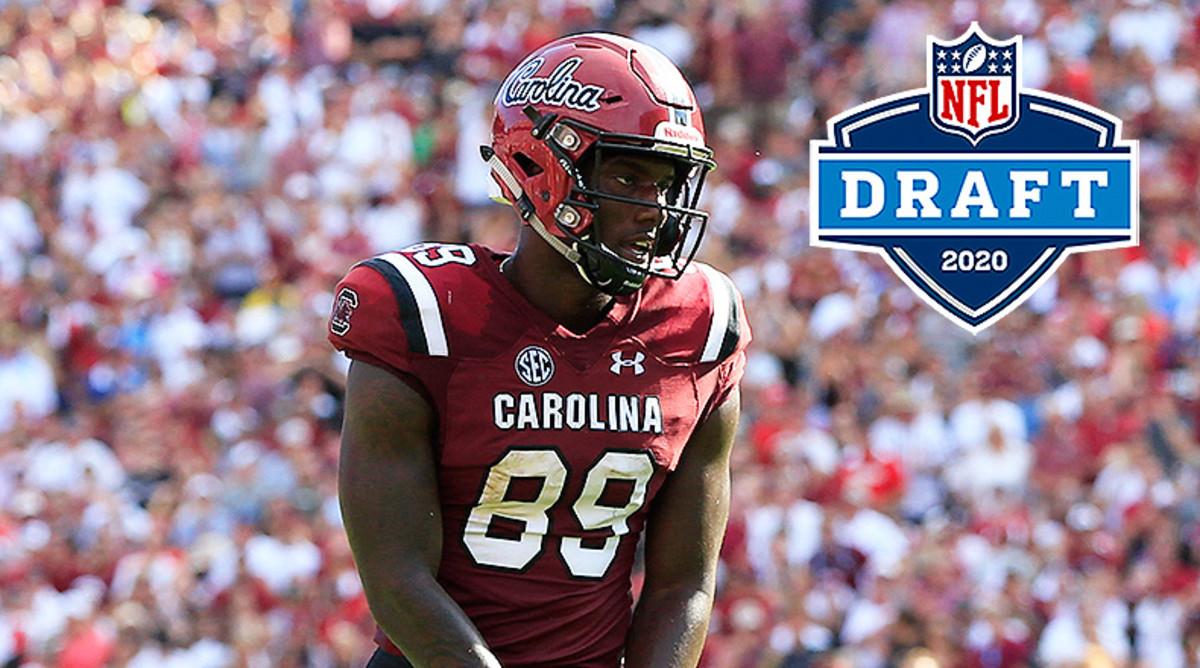 2020 NFL Draft Profile: Bryan Edwards