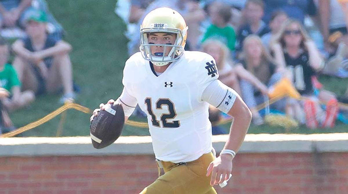 Notre Dame vs. Stanford Football Prediction and Preview