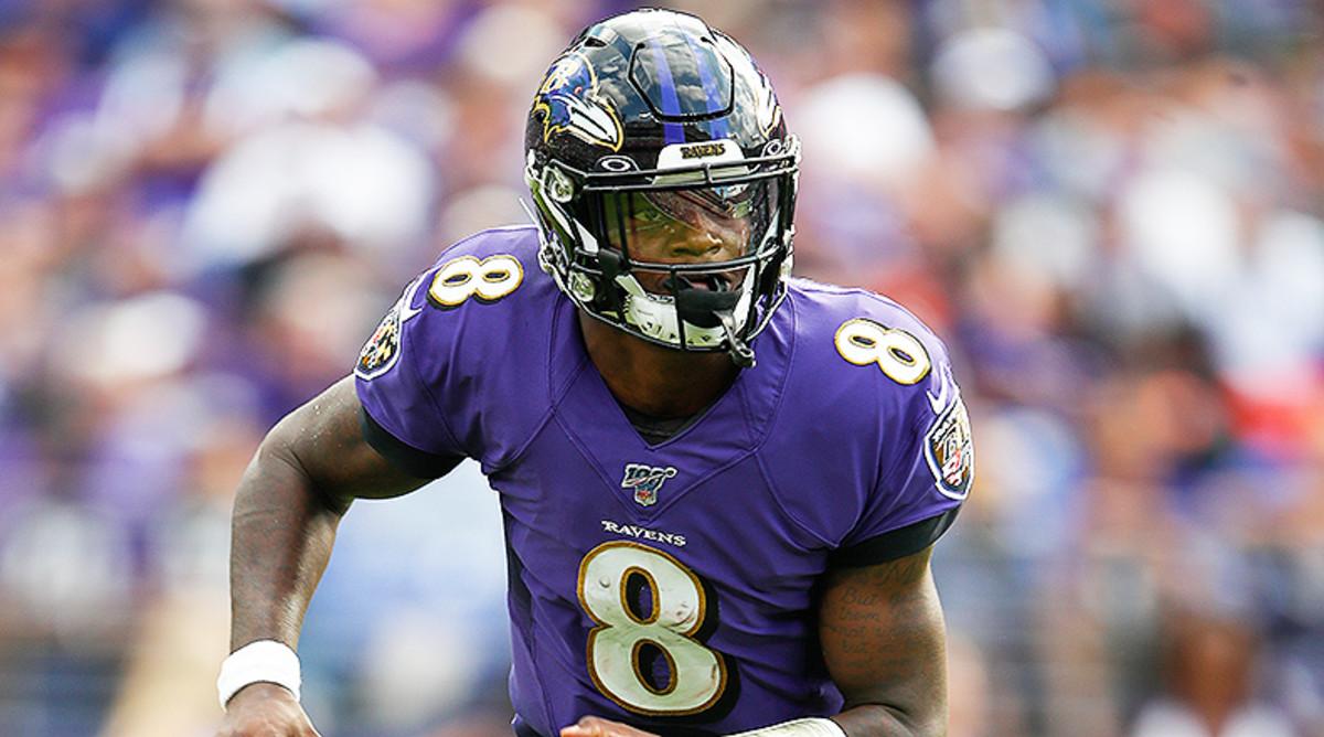 NFL Injury Report: Lamar Jackson