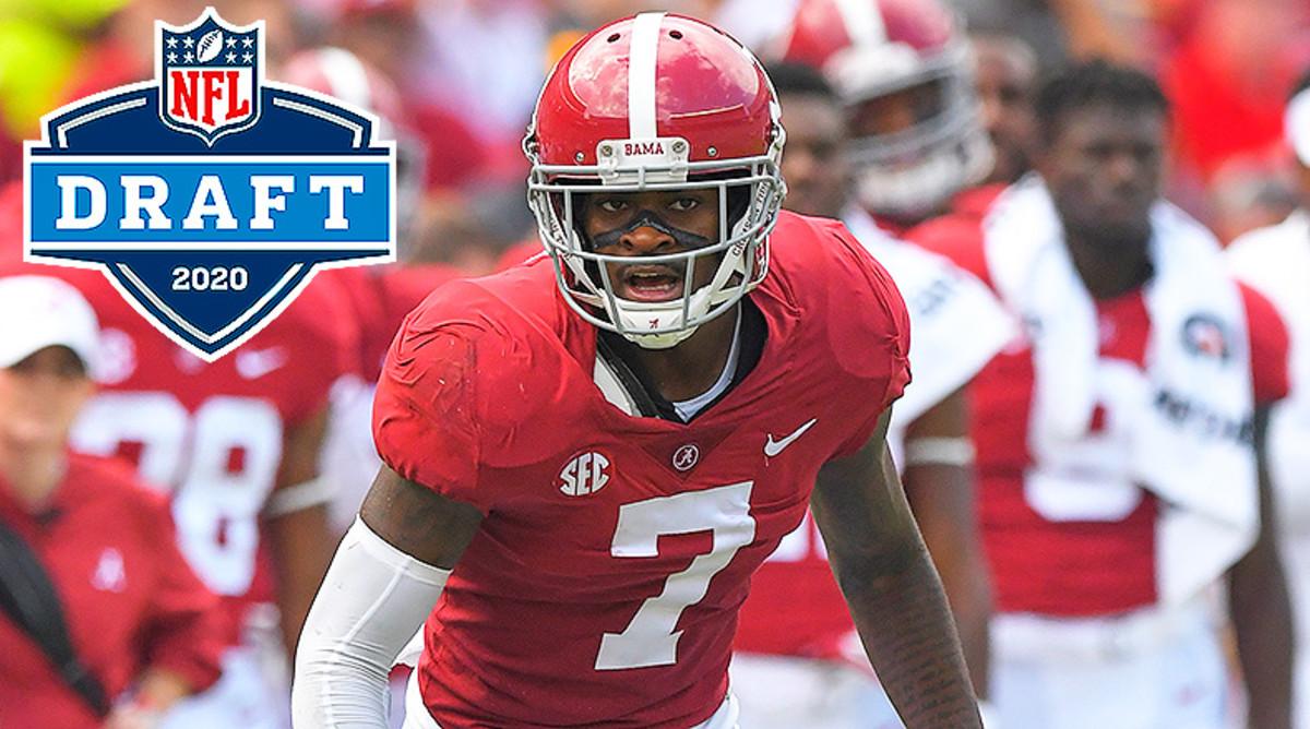 2020 NFL Draft Profile: Trevon Diggs