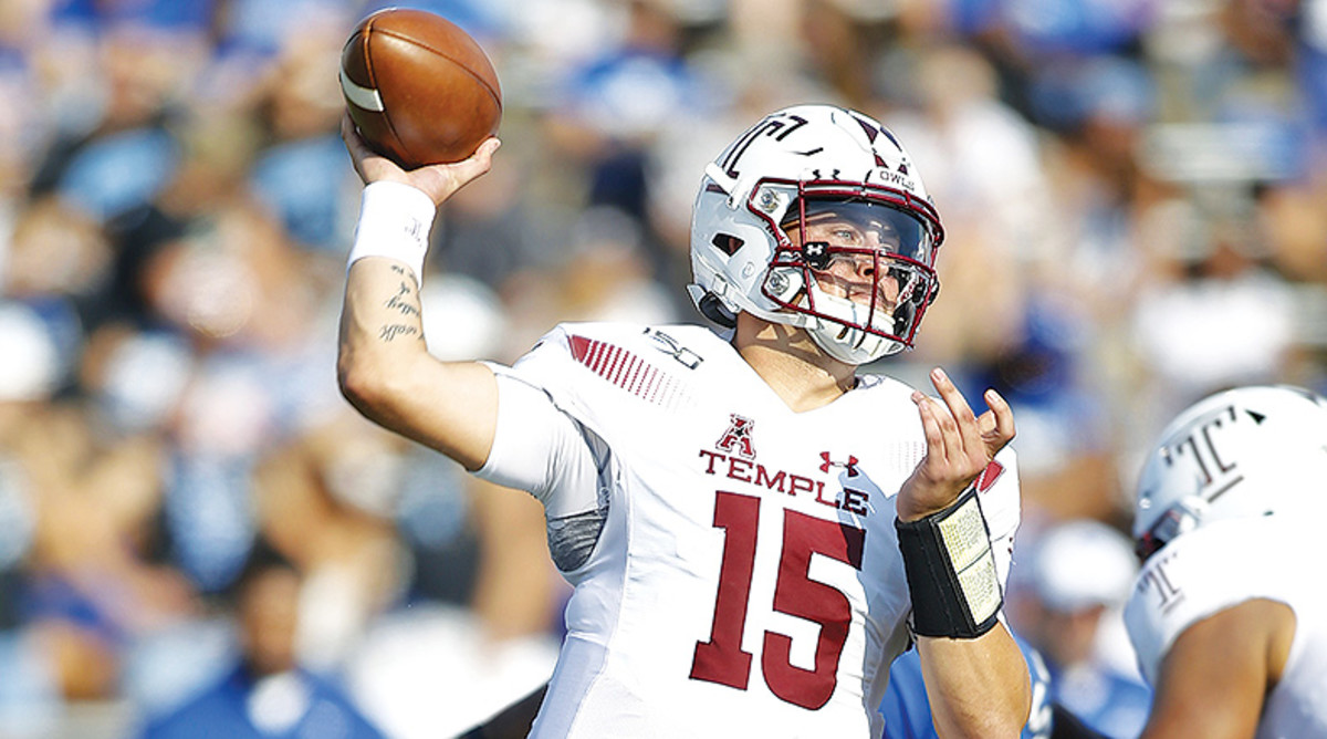 Temple vs. Navy Football Prediction and Preview