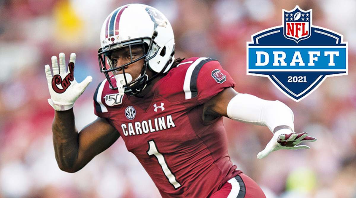 2021 NFL Draft Profile: Jaycee Horn