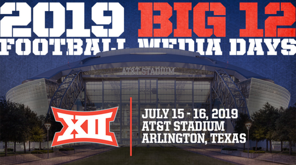 Big 12 Media Days: One Key Question for Every Team