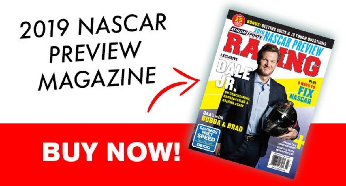 Buy NASCAR Preview Magazine