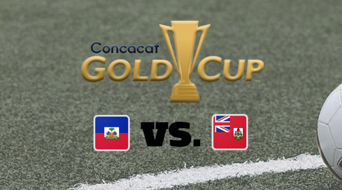 Haiti vs. Bermuda: CONCACAF Gold Cup Predicition and Preview