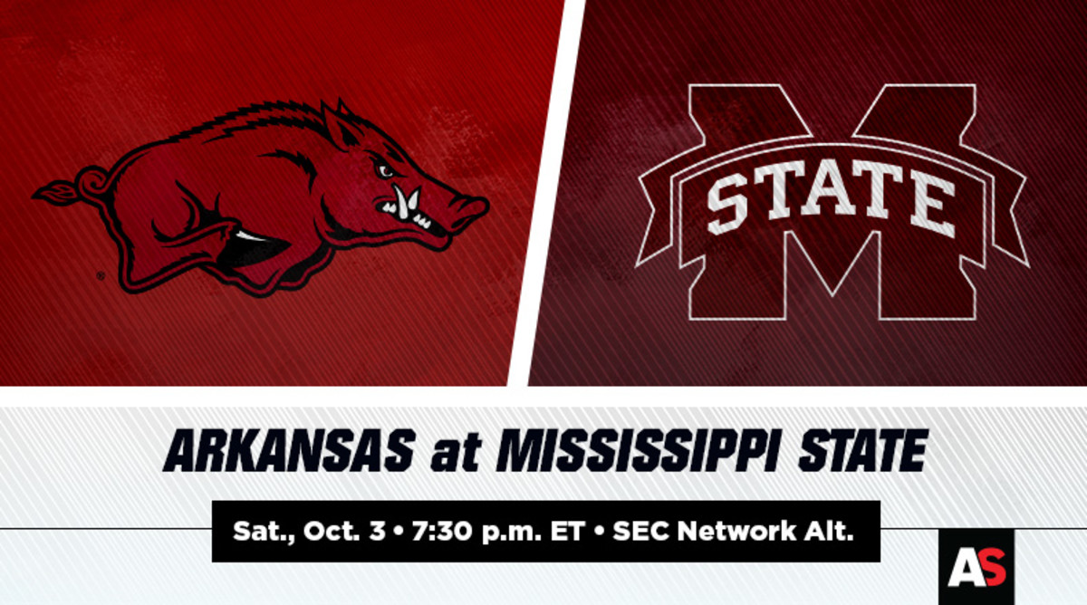 Arkansas vs. Mississippi State Football Prediction and Preview