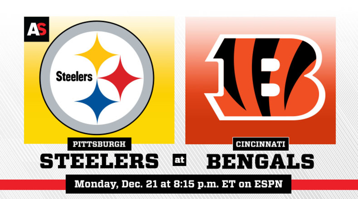 Monday Night Football: Pittsburgh Steelers vs. Cincinnati Bengals Prediction and Preview