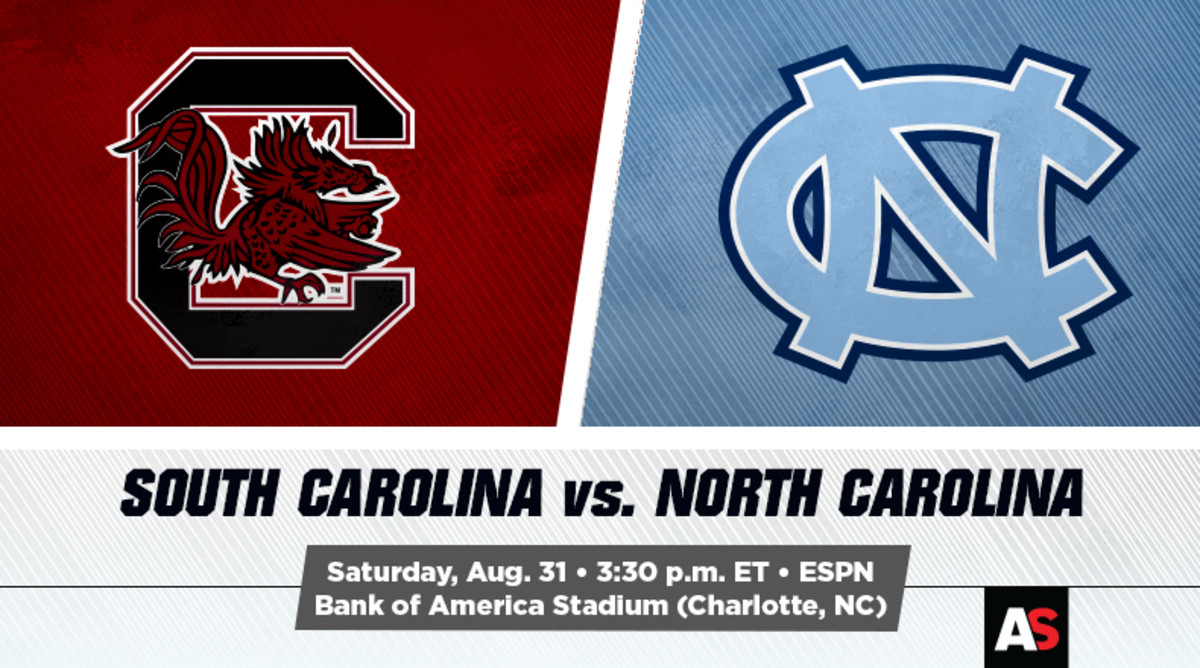 South Carolina vs. North Carolina Prediction and Preview